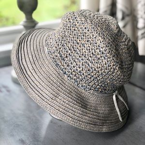 Accessories - Roaring 20's Inspired Woven Hat